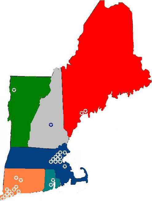 New England Capitals and States http://findcapital.org/2010/04/27/sbics-in-new-england/